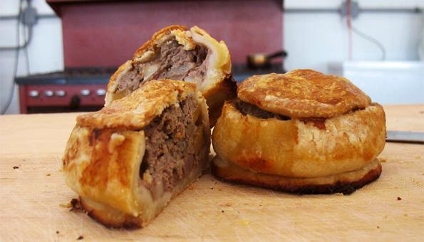 Meat Pie Photo
