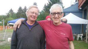 Paul Harlow and Bill Kirchen